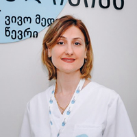 Доктор Нана Джанелидзе-Курашвили
